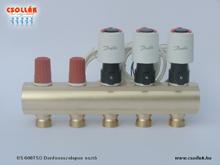BS 600 TSD Osztótest